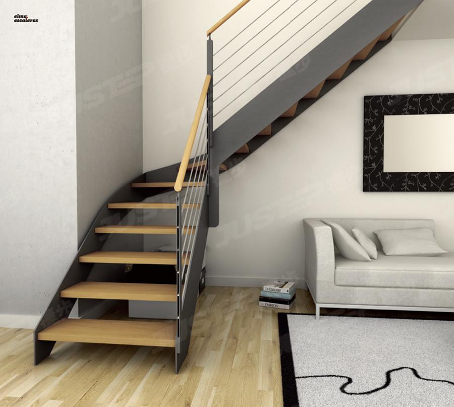 loft40平欧式楼梯