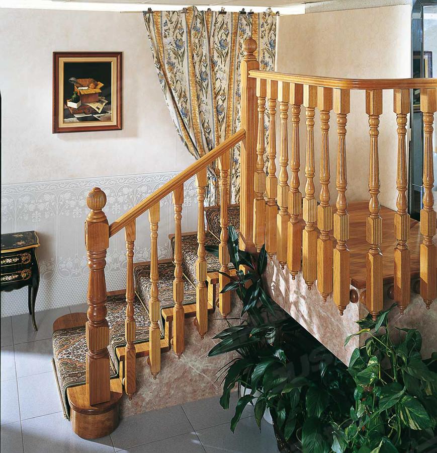 欧式大理石楼梯图片
