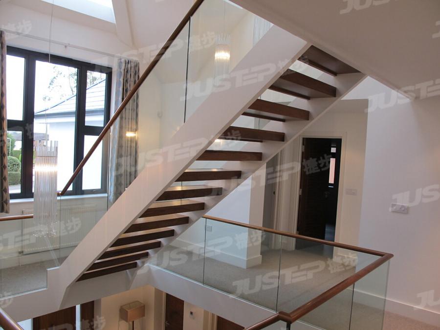 商场楼梯手绘图