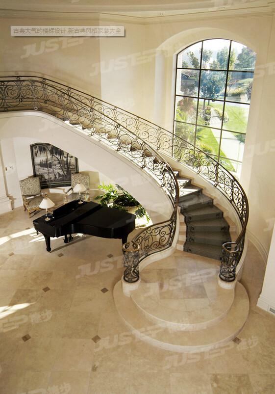 水泥楼梯 铜艺楼梯 水晶楼梯 不锈钢楼梯 伸拉梯 旋转楼梯 美式楼梯