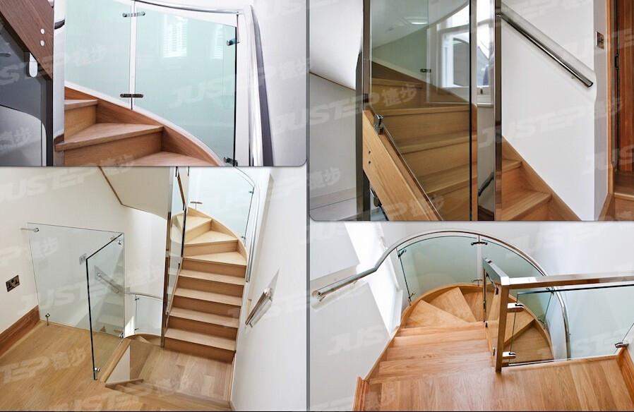 欧式大理石楼梯踏步效果图