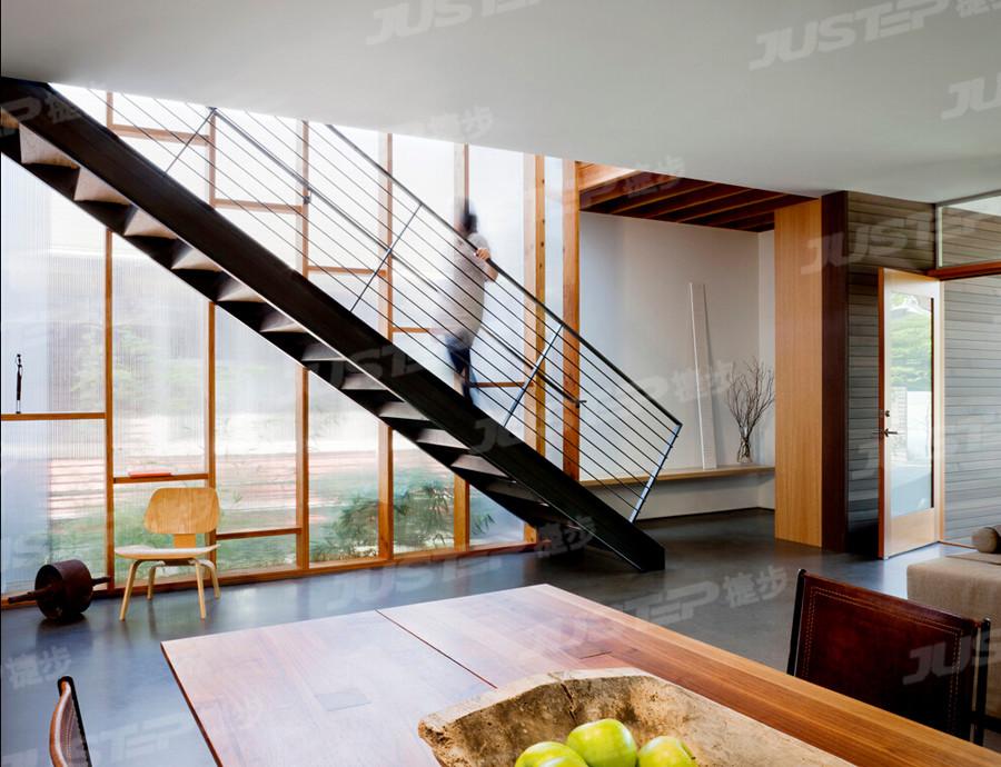 专卖店楼梯 办公室楼梯 消防梯 商场护栏 loft楼梯 阁楼楼梯 复式楼图片