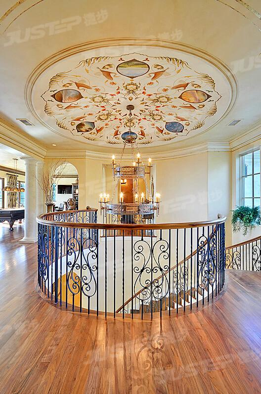 护栏扶手 住宅楼梯设计图 楼梯效果图 楼梯装修 家用楼梯 室内楼梯