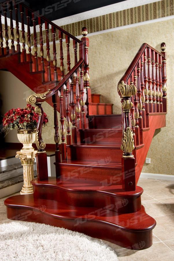 大理石楼梯 中式