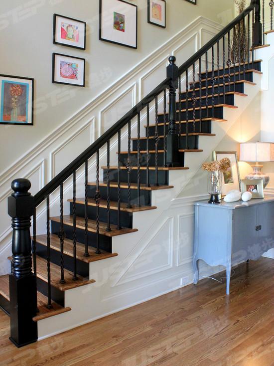 现代简约装修设计楼梯效果图欣赏大全 99款最新楼梯设计 43