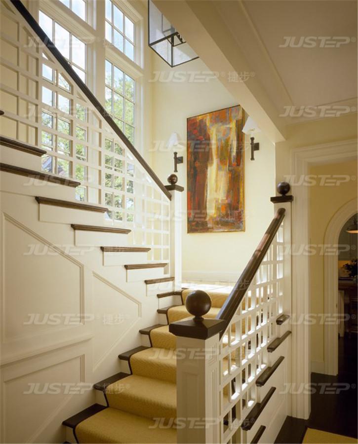 住宅楼梯设计图 楼梯效果图图片欣赏下载