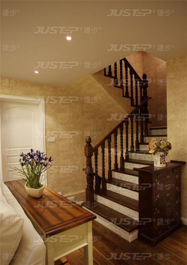 商场护栏 loft楼梯
