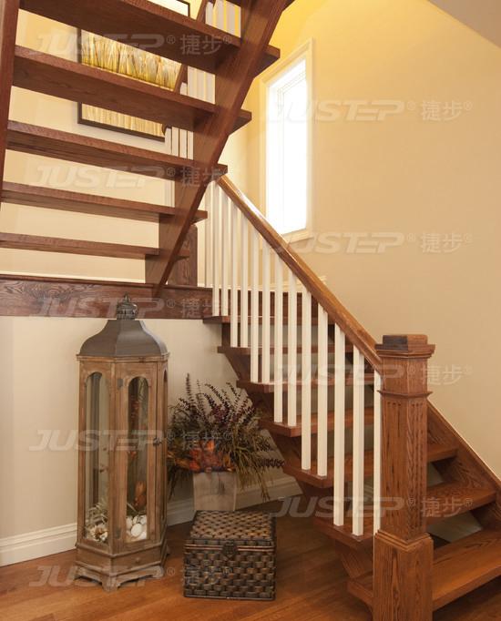 复式楼梯装修效果图 阁楼