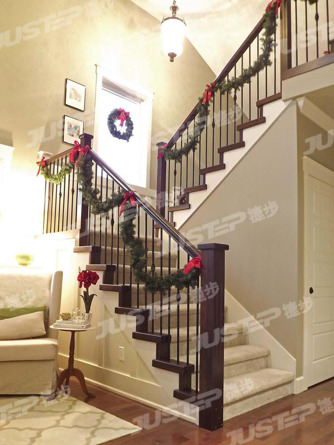 樓梯防護欄 飄窗護欄 護欄扶手 住宅樓梯設計圖 樓梯效果圖 樓梯裝修